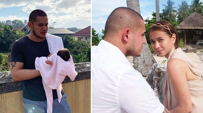 LJ Reyes says Paolo Contis exceeded her expectations as a parent