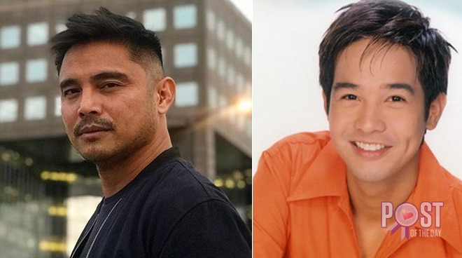 Marvin Agustin remembers Rico Yan on his birthday