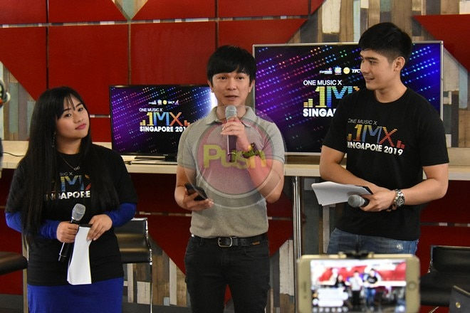 Watch out for 1MX Singapore featuring local artists on May 26 at SCAPE Playspace.