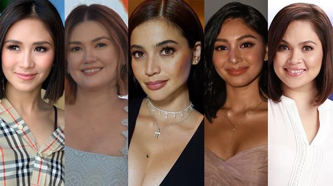 Sarah, Judy Ann, Angelica, Nadine, Anne lead 67thFAMAS nominees