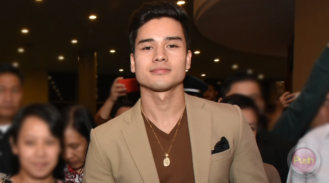 Marco Gumabao is thankful he doesn't have as many bashers as his friends in showbiz do