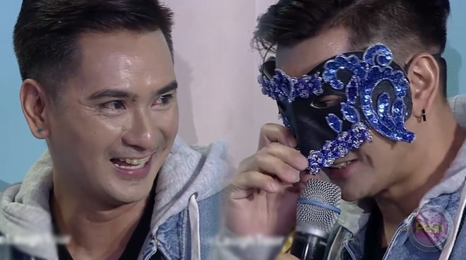 Wowie de Guzman surprises madlang people by joining 'It's Showtime' dating game