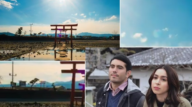 Julia Barretto and Gerald Anderson to shoot new movie in Japan