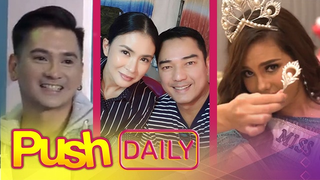 Push Daily Top 3: Wowie de Guzman, Gelli de Belen and Catriona Gray