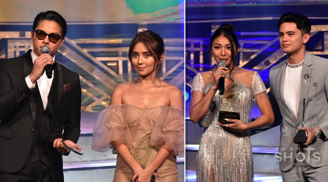 LOOK: The star-studded 50th Guillermo Mendoza Foundation Awards Night