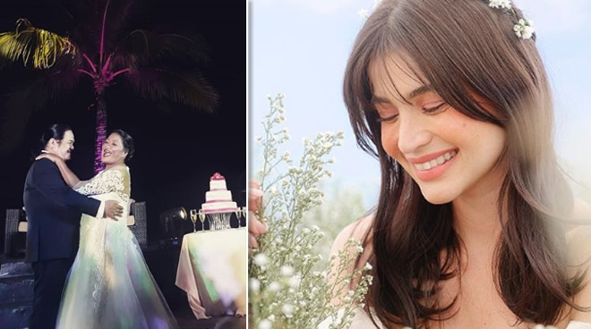 Anne Curtis gives a couple from Bicol their dream wedding