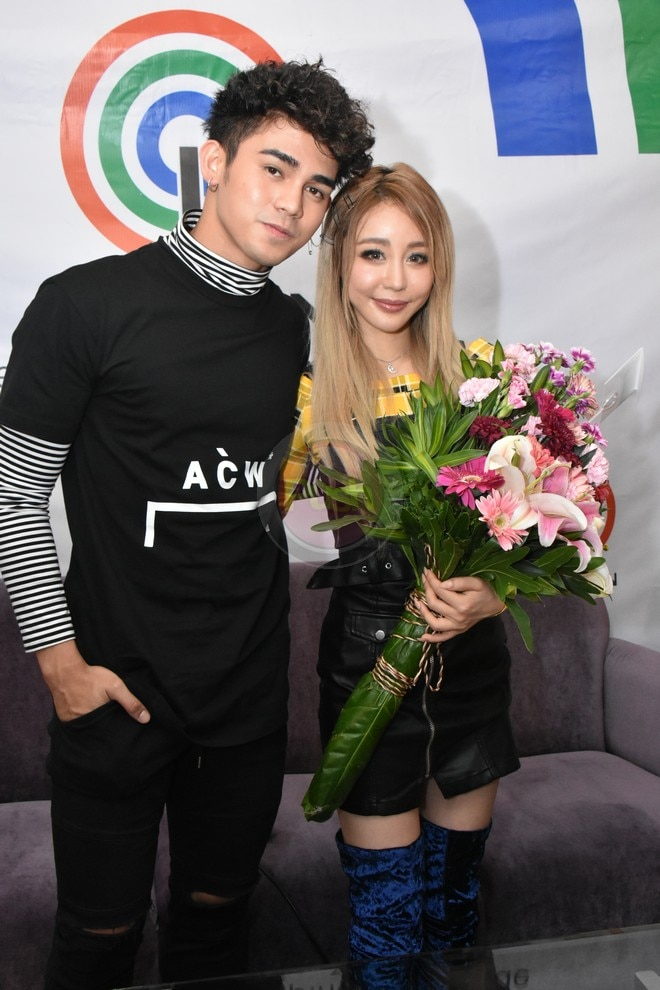 Inigo Pascual partners with Australian YouTuber Wengie for the new song 'Mr. Nice Guy.'