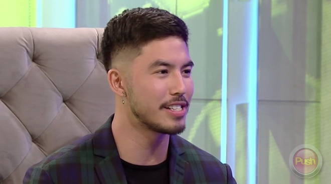 Tony Labrusca admits he has anger issues