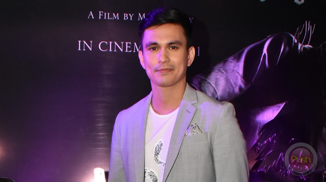 Tom Rodriguez enjoys playing a non-traditional priest in 'Maledicto'