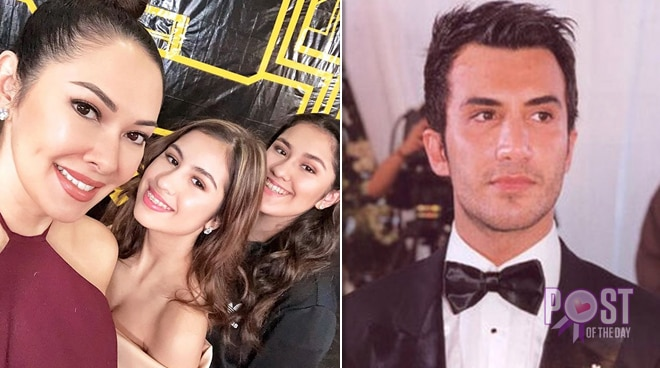 Ruffa Gutierrez's daughters open up about their relationship with their dad Yilmaz Bektas