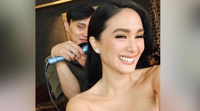 Heart Evangelista responds to netizen calling her 'ubanin'