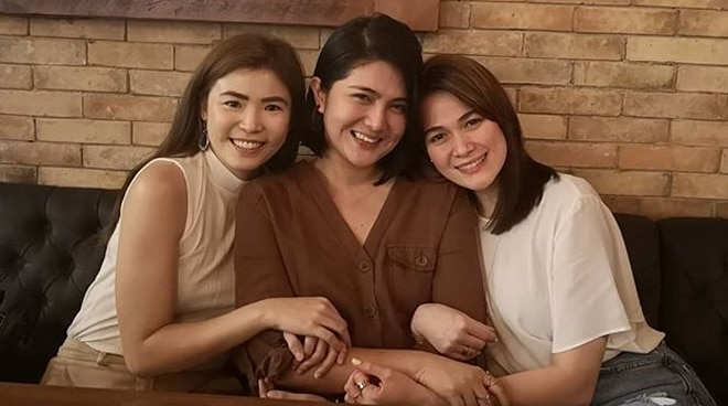 'One More Chance' stars Bea Alonzo, Dimples Romana and Beatriz Saw reunite