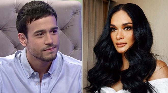 Kit Thompson denies he was in a relationship with Pia Wurtzbach