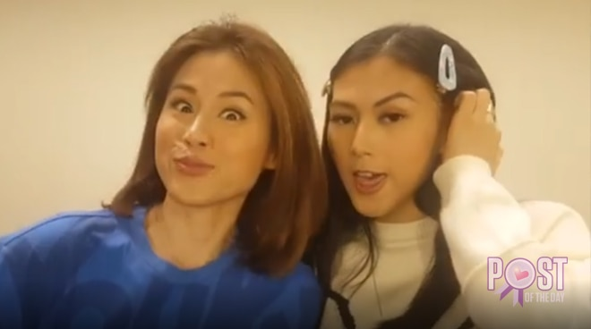 "WATCH: Toni and Alex Gonzaga's hilarious ""Dalagang Pilipina"" challenge"