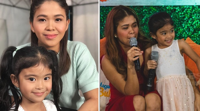 FUNNY! Mela Francisco takes over mom Melai Cantiveros' hosting duties on 'Magandang Buhay'