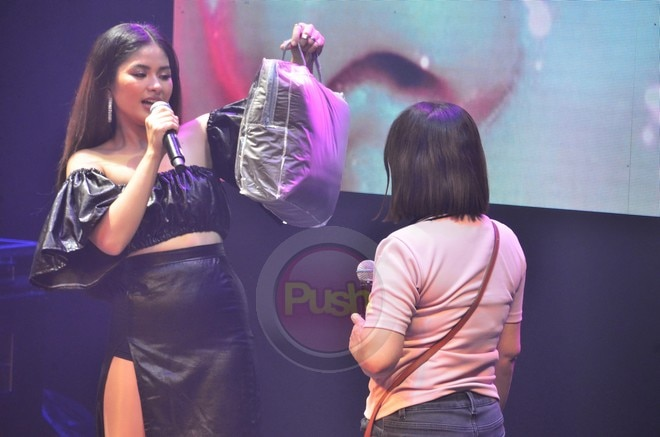 Loisa Andalio treated her fans to a concert for her 20th birthday celebration