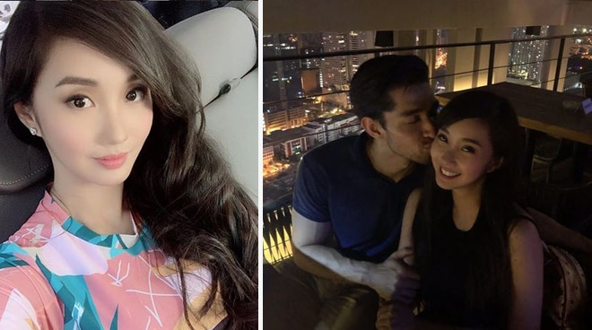 Is Alodia Gosiengfiao pregnant with her first child with Wil Dasovich?