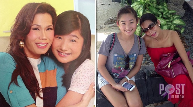 Pokwang pens a sweet birthday message for daughter Mae