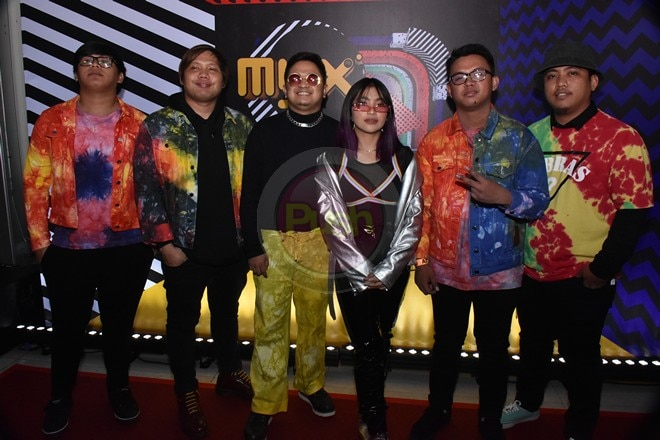 Artists from different networks come together for a night of OPM.
