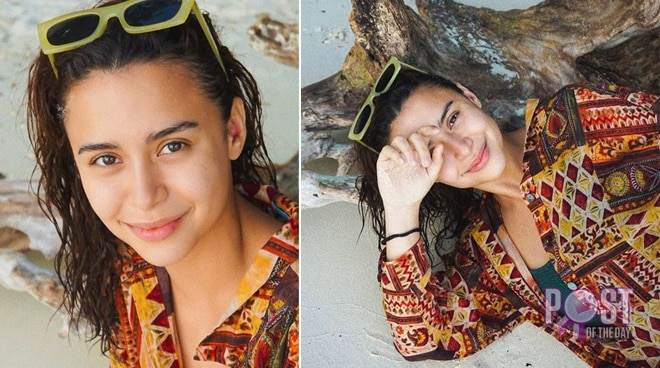 LOOK: Yassi Pressman goes makeup-free for her birthday vacation