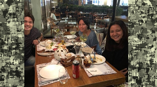 LOOK: Dingdong Dantes teases project with Antoinette Jadaone, Irene Villamor