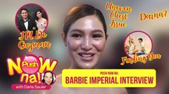 Push Now Na: May pag-asa bang maging magkaibigan muli sina Barbie at JM?