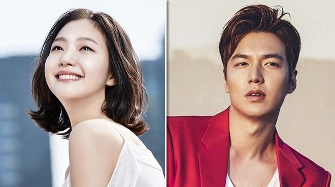Lee Min Ho, Kim Go Eun to star in new drama