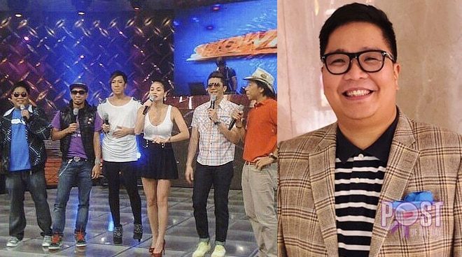 LOOK: Jugs Jugueta shares photo from early days of 'It's Showtime'