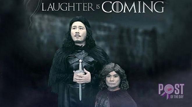 LOOK: Ogie Alcasid, Janno Gibbs in hilarious 'Game of Thrones' spoof