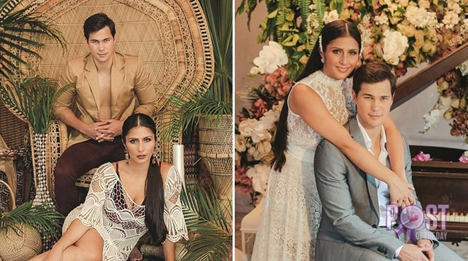 LOOK: Phil Younghusband and fiancée's Filipino-themed prenup photos
