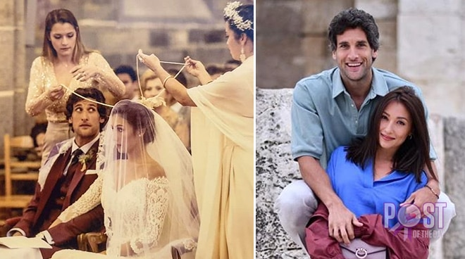 Solenn Heussaff pens funny but sweet wedding anniversary greeting to husband Nico Bolzico