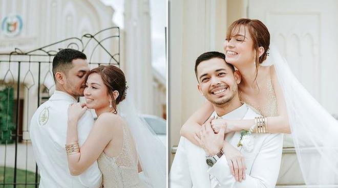 AJ Muhlach marries fiancée