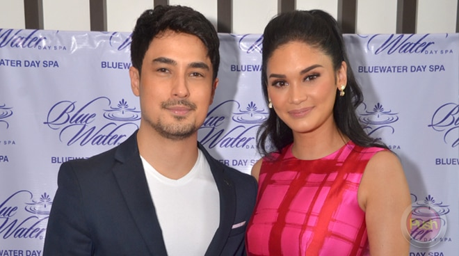 EXCLUSIVE: Marlon Stockinger says he wants to see more of the world with Pia Wurtzbach