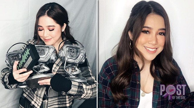 Moira dela Torre, proud of herself for conquering personal struggles