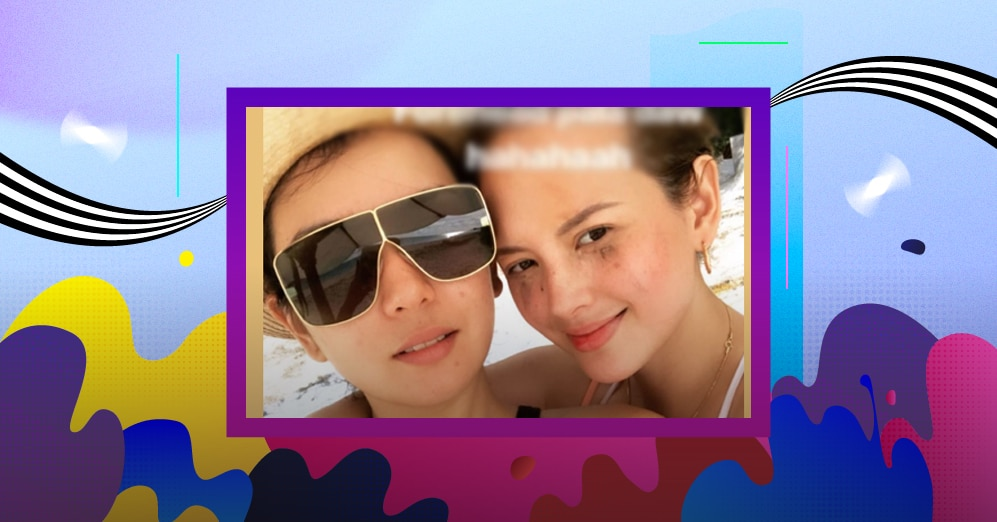 LOOK: Beauty Gonzalez uploads vacation photo with Ellen Adarna