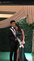 Later, Ina shared that Erika and her date won Junior King and Queen.