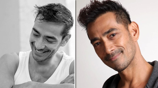 Raymond Bagatsing: 'I almost became a monk'