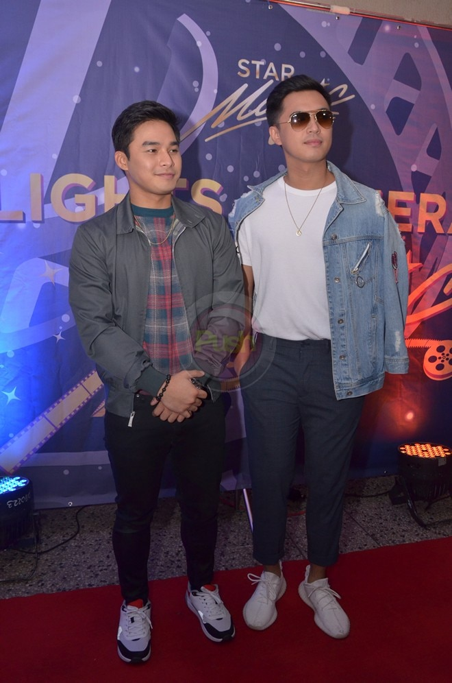 What went down at 'Lights, Camera, Magic!' celebrity screening.