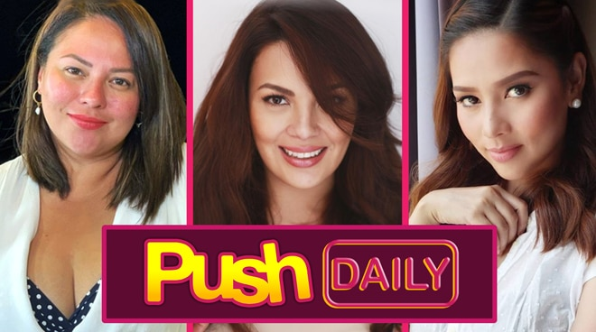 #PushDaily Top 3: Karla Estrada, KC Concepcion and Neri Naig