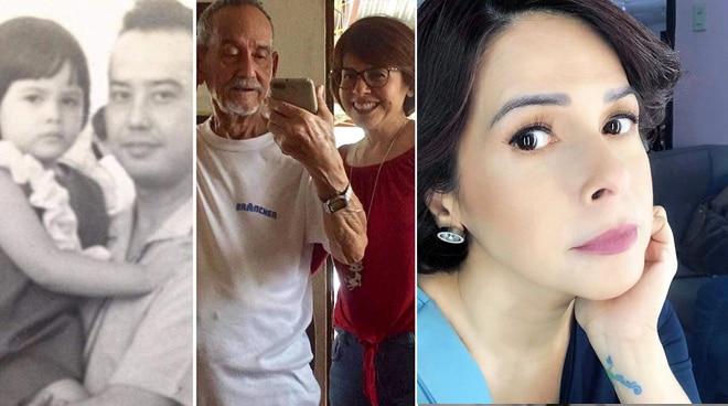 'Have a joyful journey': Rita Avila's dad passes away