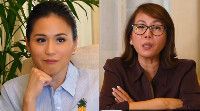 WATCH: Toni Gonzaga asks mommy Pinty on what she feels whenever they are bashed