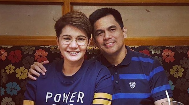 Amy Perez pens sweet message for 'babe' of 18 years