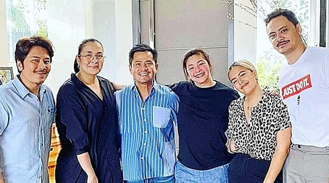 Regine Velasquez, Ogie Alcasid to stand as 'ninang' and 'ninong' at wedding of Janno Gibbs' daughter