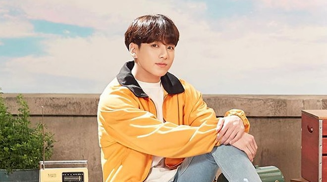 Jungkook of South Korean group BTS involved in a car accident