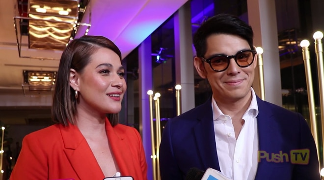 Bea Alonzo, Richard Gutierrez nag-shoot sa General Santos City para sa bagong teleserye