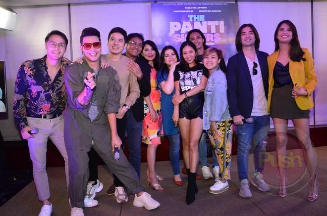 Dahil malaki ang kinita sa takilya, nagkaroon ng victory party ang cast at crew ng Panti Sisters.