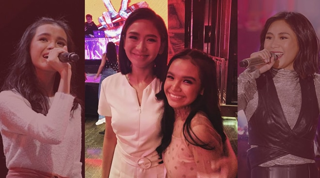 Zephanie Dimaranan reacts to being compared to Sarah Geronimo