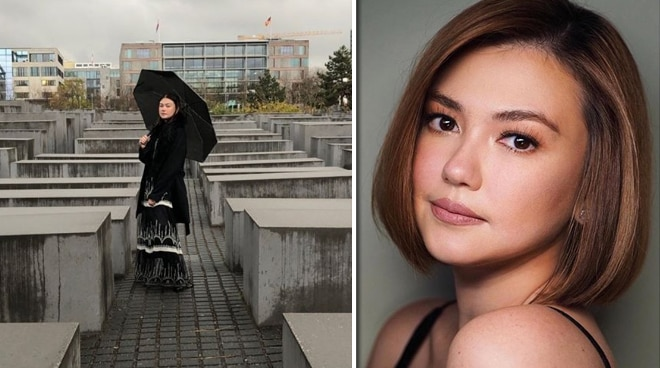 Angelica Panganiban apologizes for posting Holocaust Memorial photo: 'There is no malice and intention to malign'