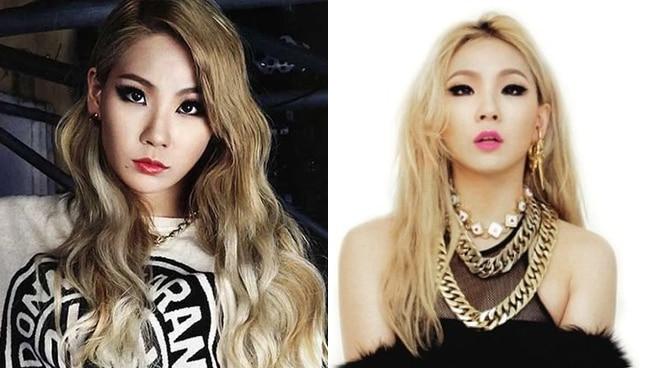 CL leaves YG Entertainment