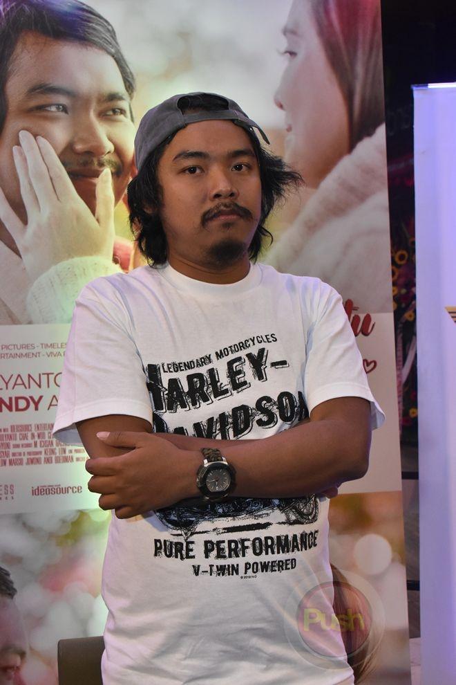 Dudit Mulyanto stars in Cinta Itu Buta, the Indonesian remake of hit Pinoy film Kita Kita.